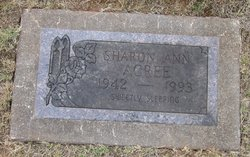 Sharon Ann Acree