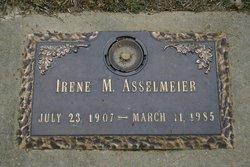 Irene M <I>Altes</I> Asselmeier