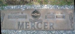 Harry V Mercer