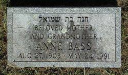 Anne Bass