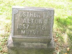 Esther E. Alton