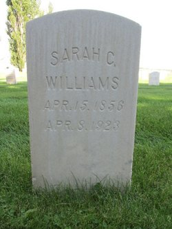 Sarah C. Williams
