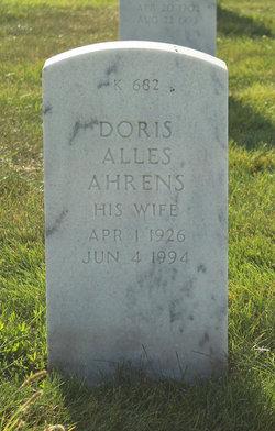 Doris Alles Ahrens