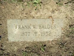 Frank W Baldes