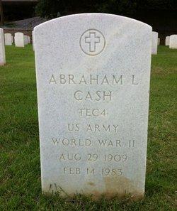 Abraham L Cash