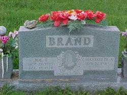 Joe Richard Brand