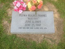 Pluma <I>Hughes</I> Franks