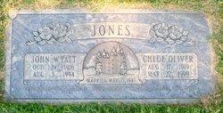John Wyatt Jones