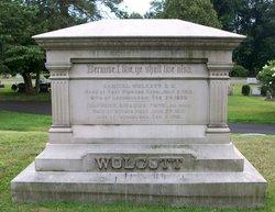 Harriet Amanda <I>Pope</I> Wolcott
