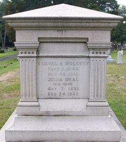 Samuel Adams Wolcott