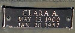 Clara <I>Adams</I> Foster