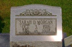Sarah <I>Delaughter</I> Morgan