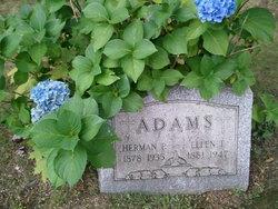 Ellen T. <I>Corley</I> Adams