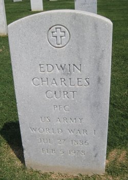 Edwin Charles Curt