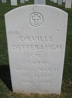 Orville Deffebaugh