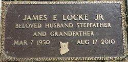"""James Erwin """"Jimmy"""" Locke, Jr"""