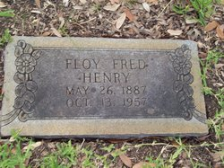 Floy Fred Henry