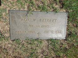 Roy William Barclay