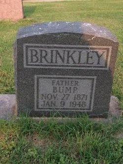 """Bumpus B. """"Bump"""" Brinkley"""
