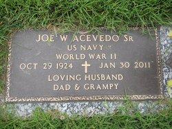 Joseph W. Acevedo, Sr