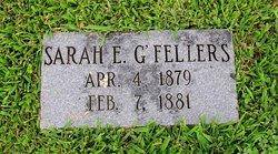 Sarah E. G'Fellers