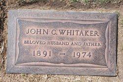 John Cecil Whitaker