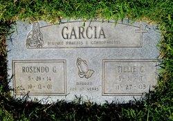 Tillie <I>Griego</I> Garcia