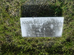 Annie Bell <I>Gambrell</I> Barnwell