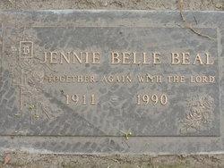 Jennie Belle <I>Hovis</I> Beal
