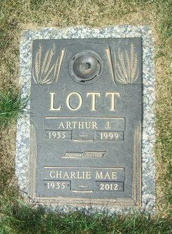 Arthur Jesse Lott
