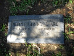 Helen <I>Cummings</I> Clark