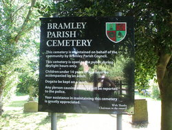 Bramley Burial Ground