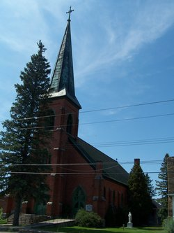 Old Saint Patrick's Church Cemetery