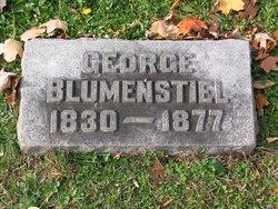 George Blumenstiel