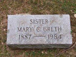 Mary C Greth