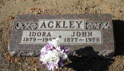 """Sheridan Bristow """"John"""" Ackley"""