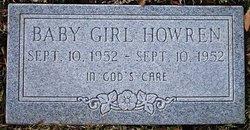 Baby Howren