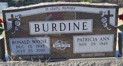 Ronald Wayne Burdine
