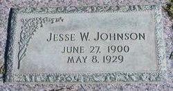 Jesse Wayne Johnson