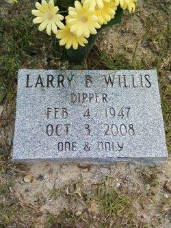 "Larry B. ""Dipper"" Willis"