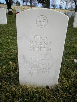 Ora Grant Sleeth