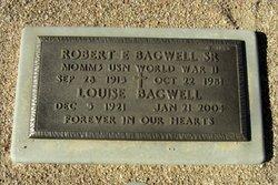 Robert E Bagwell, Sr