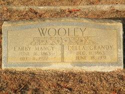 Earby Mancy Wooley