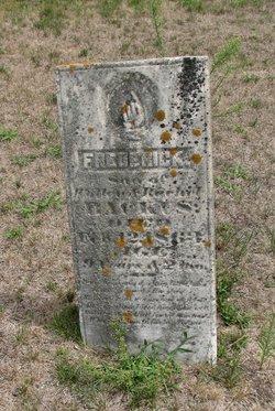 Frederick Backus