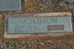 Harry L Adkisson