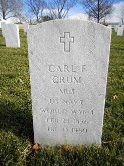 Carl F Crum