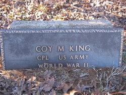 Coy M. King