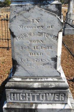 Thomas Warren Hightower, Sr