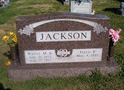 Doris F. <I>Tidd</I> Jackson