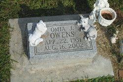 Omia J. <I>Stilner Roberts</I> Owens